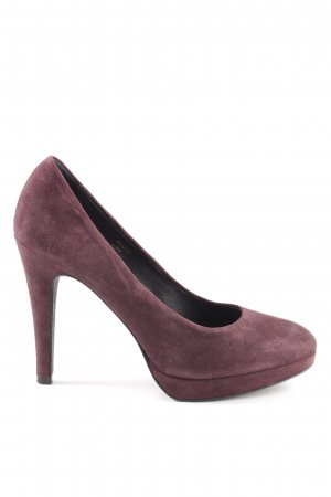 Kiomi High Heels rot Casual-Look