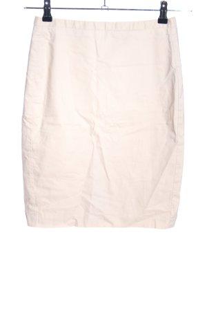 Kiomi High Waist Skirt cream business style