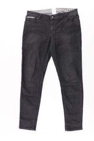 KIOMI Jeans glitzernd schwarz Größe 30/32