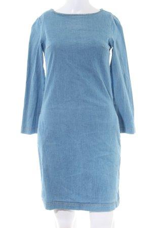 Kiomi Denim Dress blue mixture fibre