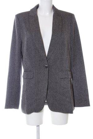 Kiomi Blazer in jersey grigio-grigio chiaro Tessuto misto