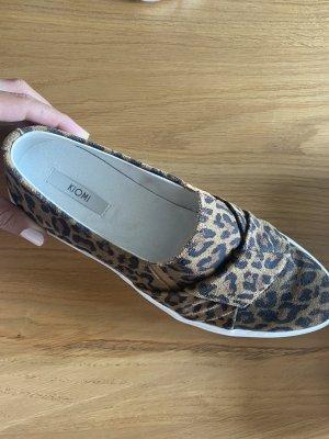 KIOMI Kiomi Schuhe 38 Schuhe Schlüpfschuhe Sneaker Leo Leopard
