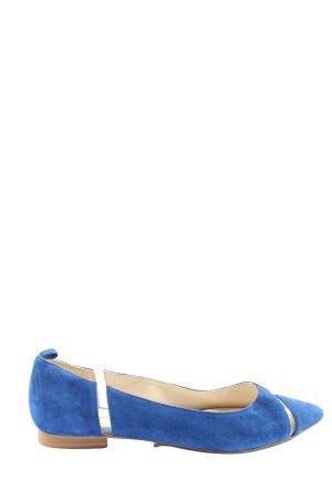 Kiomi Klassische Ballerinas blau Casual-Look