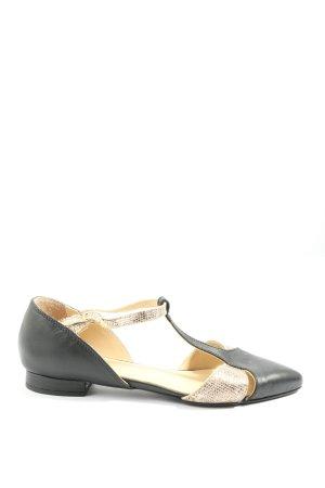 Kiomi Sandalo comodo nero-grigio chiaro stile casual