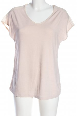 Kiomi Short Sleeved Blouse natural white casual look