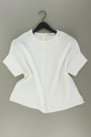 KIOMI Kurzarmbluse Größe 40 weiß aus Polyester