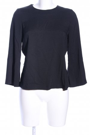 Kiomi Langarm-Bluse blau Casual-Look