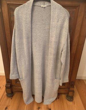 Kiomi Giacca in maglia grigio chiaro
