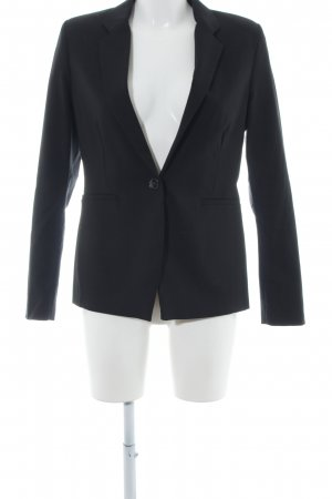 Kiomi Long-Blazer schwarz Business-Look