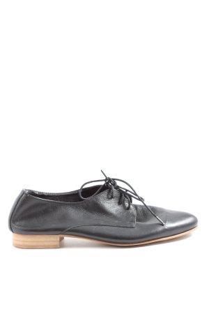 Kiomi Zapatos Mary Jane negro look casual