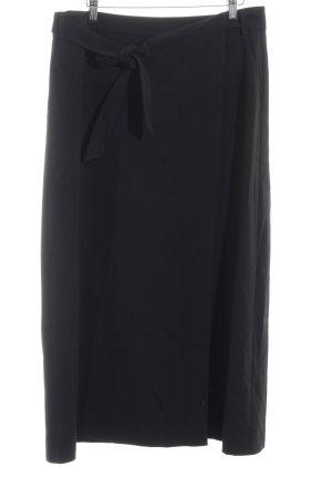 Kiomi Maxi Skirt black simple style
