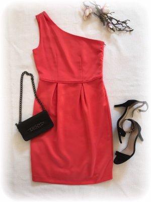 Kiomi Oneshoulder Kleid aus glattem fallendem Stoff, sehr edel, Gr. 36