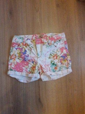 Kiomi Pantaloncino di jeans bianco