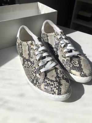Kiomi Sneaker in Schlangenleder-Optik