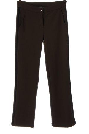 Kiomi Jersey Pants brown casual look