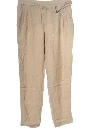 Kiomi Jersey Pants cream casual look