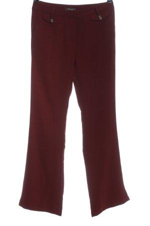 Kiomi Jersey Pants red casual look
