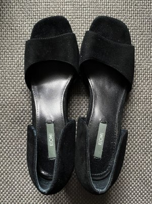 Kiomi Suede pumps