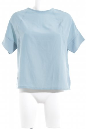 Kiomi T-Shirt himmelblau Business-Look