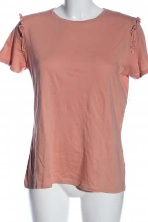 Kiomi U-Boot-Shirt hellorange Casual-Look