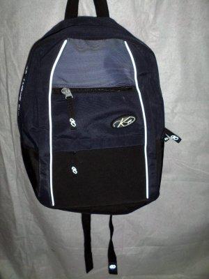 Kipling Schoolrugzak blauw