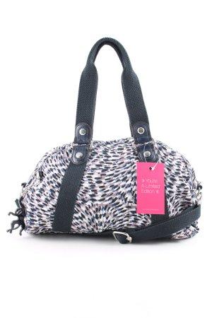 Kipling Bowling Bag abstract pattern casual look