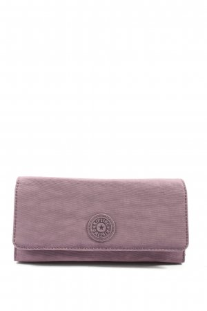 Kipling Geldbörse lila Casual-Look