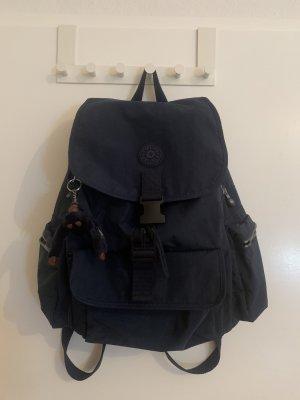 Kipling Trekking Backpack dark blue