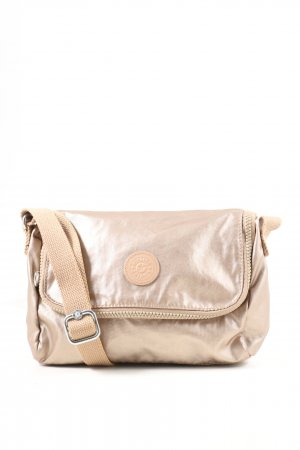 Kipling Handtasche silberfarben Casual-Look