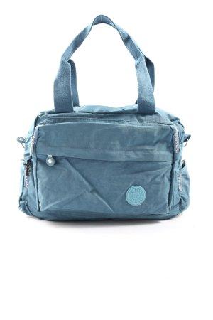 Kipling Henkeltasche blau Casual-Look