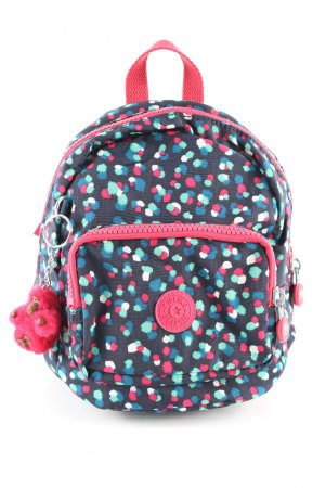 Kipling Kindergarden Backpack spot pattern business style