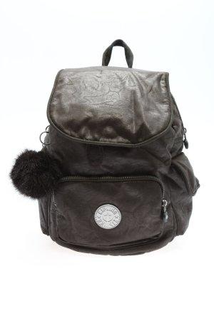 Kipling Mini sac à dos brun style décontracté