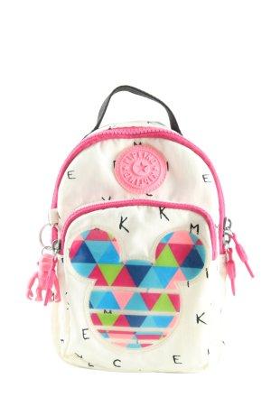 Kipling Kindergartenrucksack Allover-Druck Casual-Look