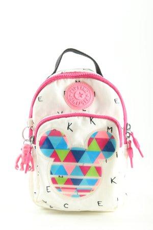 Kipling Mini sac à dos imprimé allover style décontracté