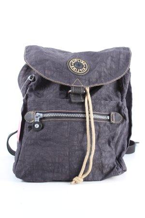 Kipling Mini sac à dos bleu style décontracté