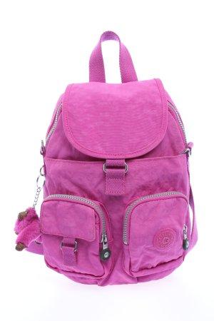 Kipling Mini-Rucksack pink Casual-Look
