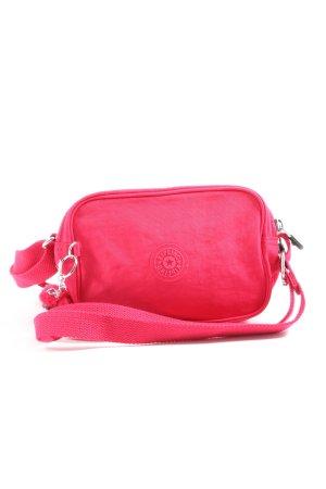 Kipling Mini Bag pink themed print casual look