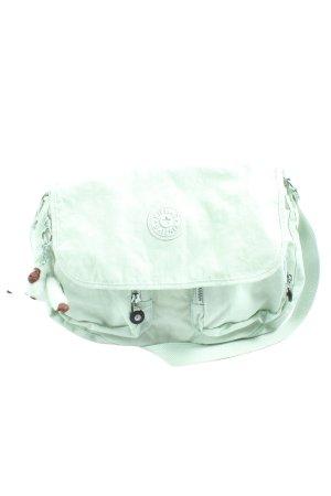 Kipling Messengerbag turquoise casual look