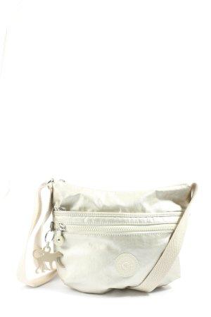 Kipling Stoffen tas wit casual uitstraling
