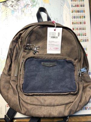 Kipling Daypack bronze-colored-slate-gray