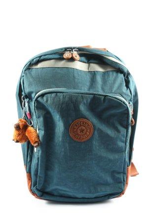 Kipling  blu-marrone stile casual