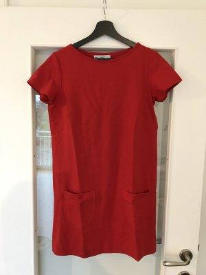 Kirschrotes Kleid von Piupiu