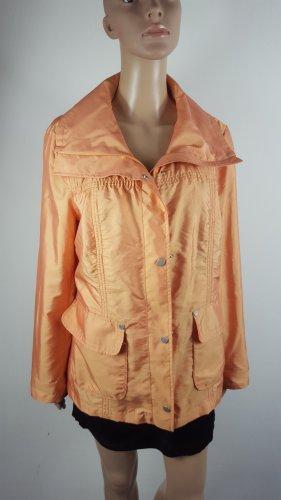 Kirsten Chaqueta para exteriores naranja oscuro-naranja dorado