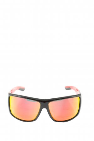 KIT Gafas negro-rojo look casual