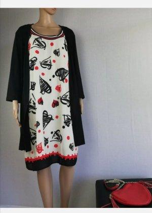 KITANA ITALY Swetrowa sukienka Wielokolorowy Poliester