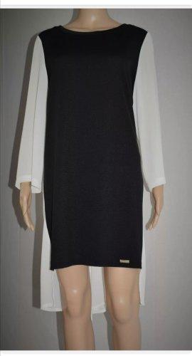 KITANA by Rinascimento ITALY Damen Dress Coctail Kleid  Weiß/ Schwarz Gr.40/42