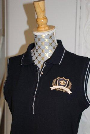 Kitaro edles Poloshirt Gr. L maritim
