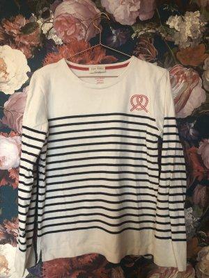 Kitsune x Petit Bateau Sweatshirt // French Look