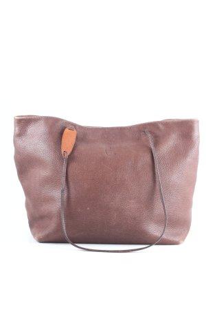 kiwi Handtasche braun Casual-Look