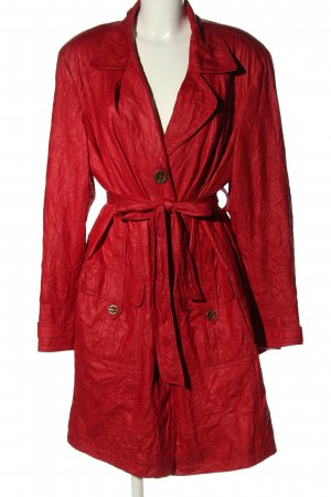 Kj Brand Übergangsmantel rot Casual-Look